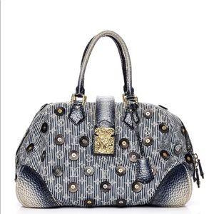 Louis Vuitton monogram polka dot Trunks bag
